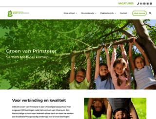degroenvanprinsterer.nl screenshot