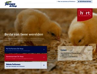 dehoop-zelhem.nl screenshot