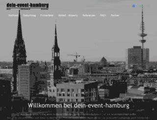 dein-event-hamburg.de screenshot