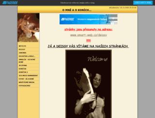 deissy.wbs.cz screenshot