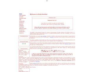 deitydarshan.com screenshot