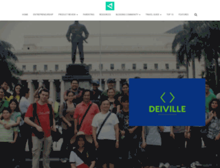 deiville.com screenshot