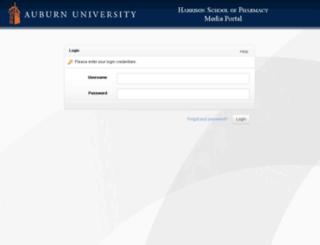 dejaview.auburn.edu screenshot