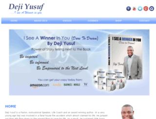 dejiyusuf.com screenshot