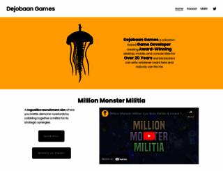 dejobaan.com screenshot
