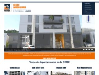 dekah.com screenshot