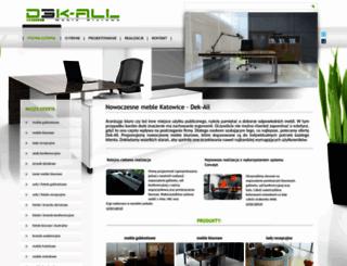 dekall.pl screenshot
