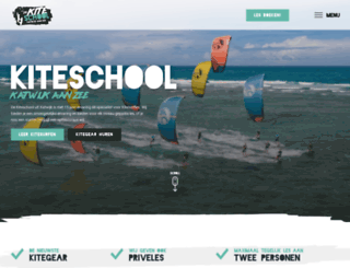 dekiteschool.nl screenshot