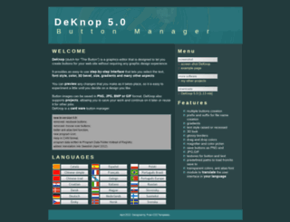 deknop.sjfrancke.nl screenshot