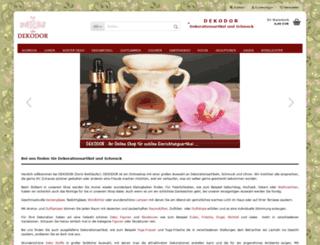 dekodor.de screenshot