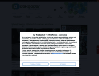 dekooder.blog.hu screenshot
