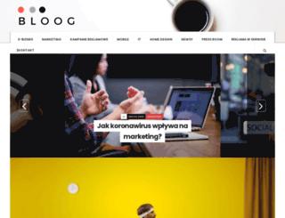dekoratorka.bloog.pl screenshot