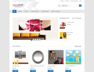 dekormotif.com screenshot
