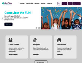 del-one.org screenshot