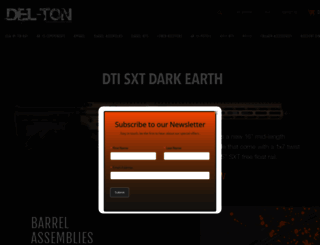 del-ton.com screenshot