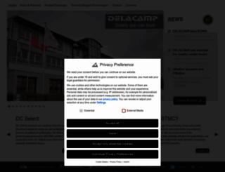 delacamp.com screenshot