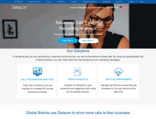 delaconcorp.com screenshot