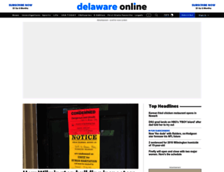 delawareonline.com screenshot