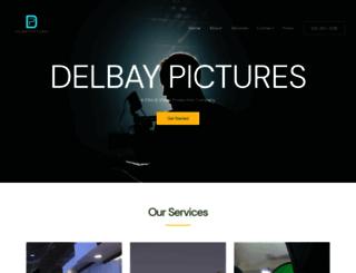 delbaypictures.com screenshot