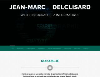 delclisard.com screenshot