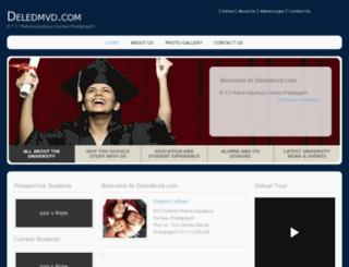 deledmvd.com screenshot