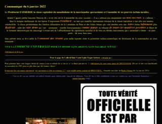 delestage.org screenshot