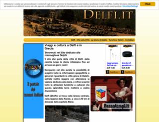 delfi.it screenshot