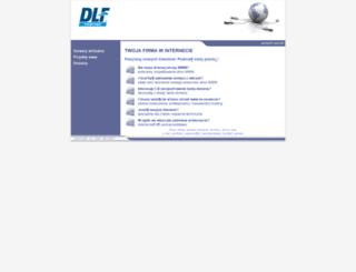 delfnet.com screenshot