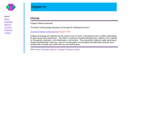 delgear.com screenshot