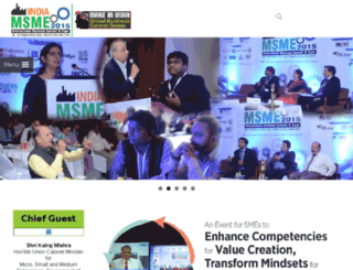 delhi.makeinindiaglobal.com screenshot