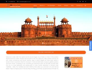 delhiagratour.com screenshot