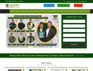 delhicareergroup.com screenshot