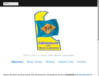 delhomes.org screenshot