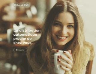 delicedecafe.com screenshot