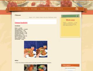 delicioushunger.blogspot.in screenshot
