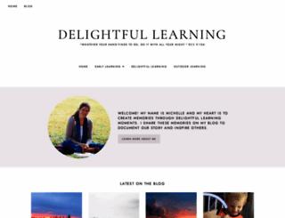 delightfullearning.net screenshot