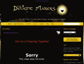 delightmakers.com screenshot