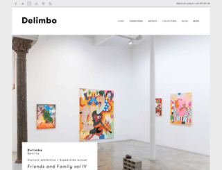 delimbo.com screenshot