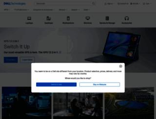 dell.com.my screenshot