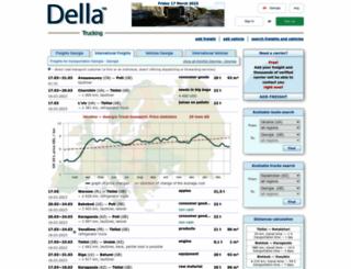 della-ge.com screenshot