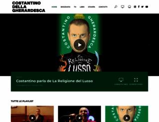 dellagherardesca.com screenshot