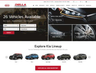 dellakia.com screenshot