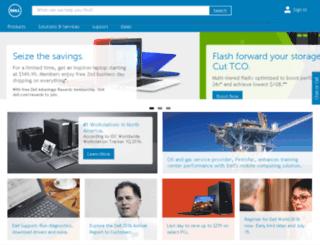 dellcomputercorporation.com screenshot