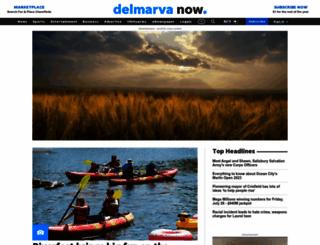 delmarvanow.com screenshot
