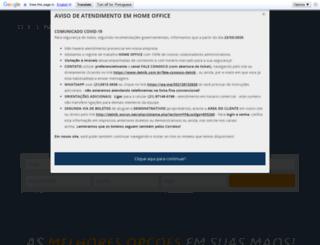 delnik.imb.br screenshot