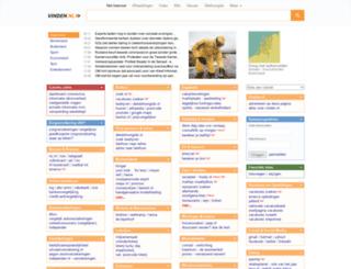 delokatie.vinden.nl screenshot