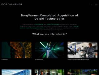 delphi.com screenshot