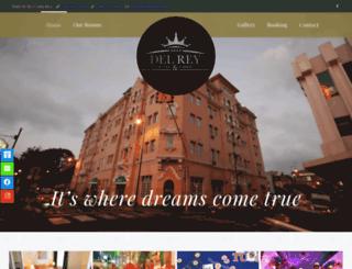 delreyhotel.com screenshot