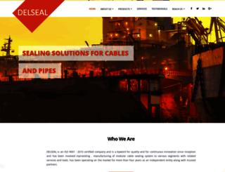 delseal.com screenshot