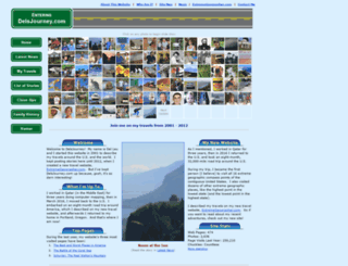 delsjourney.com screenshot